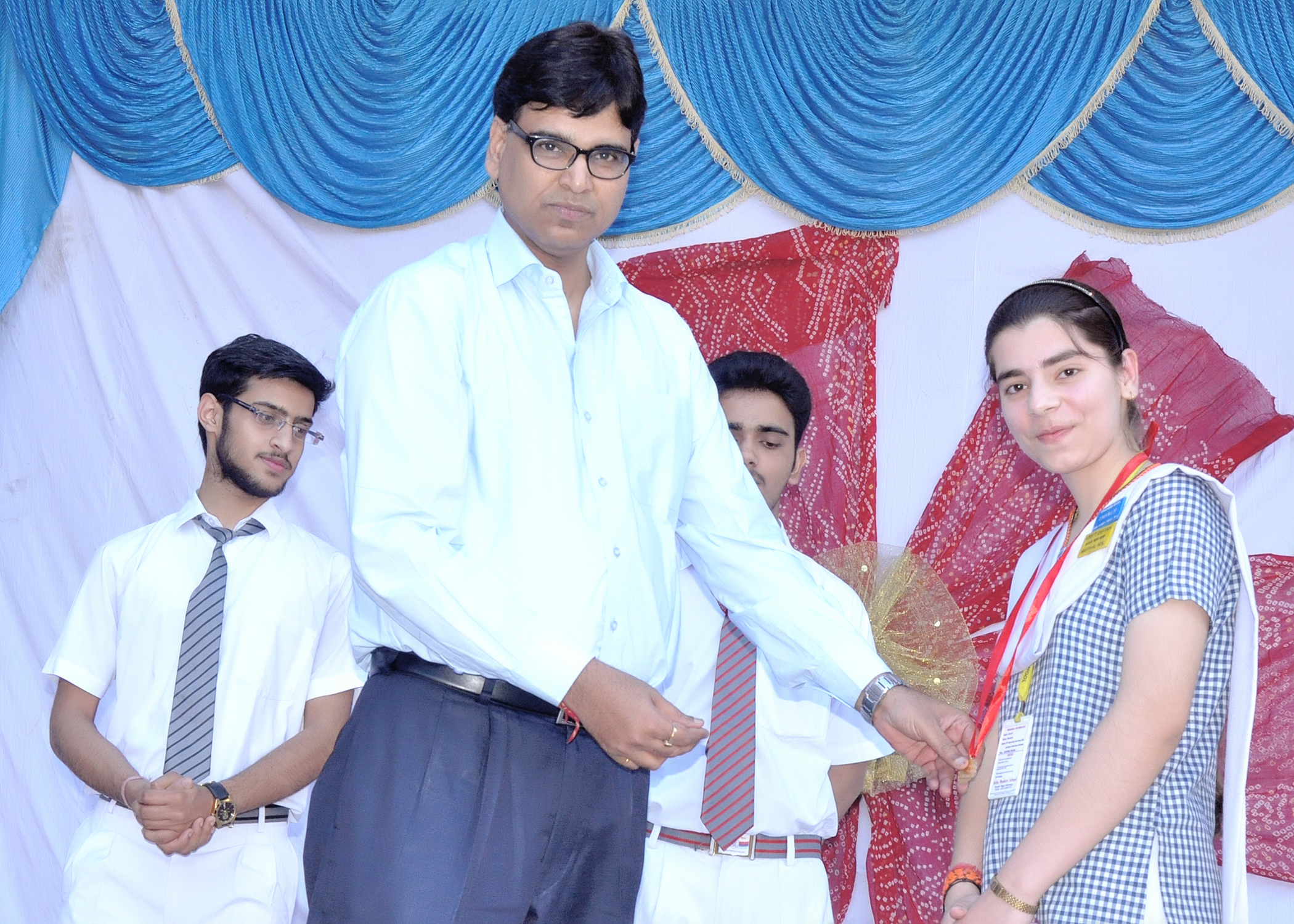 All Rounder Student